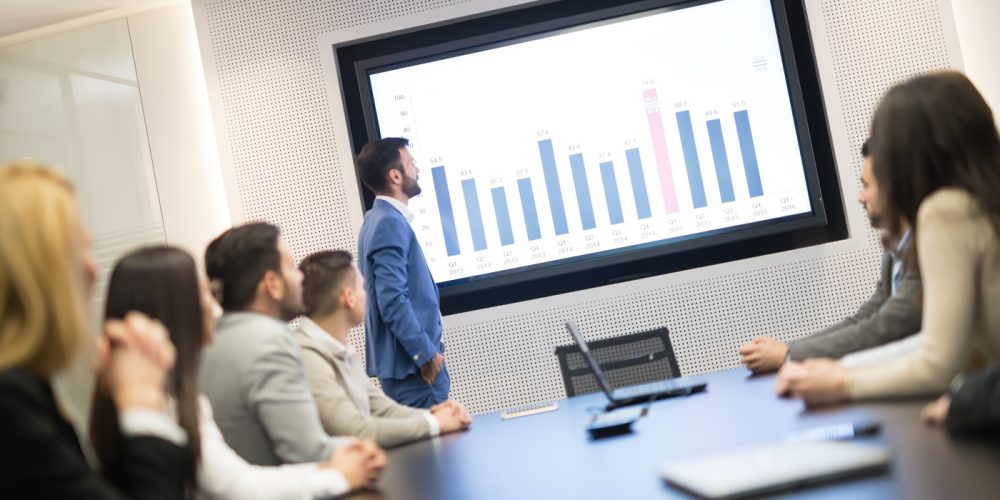 Five Data Chart Mistakes to Avoid in Presentation
