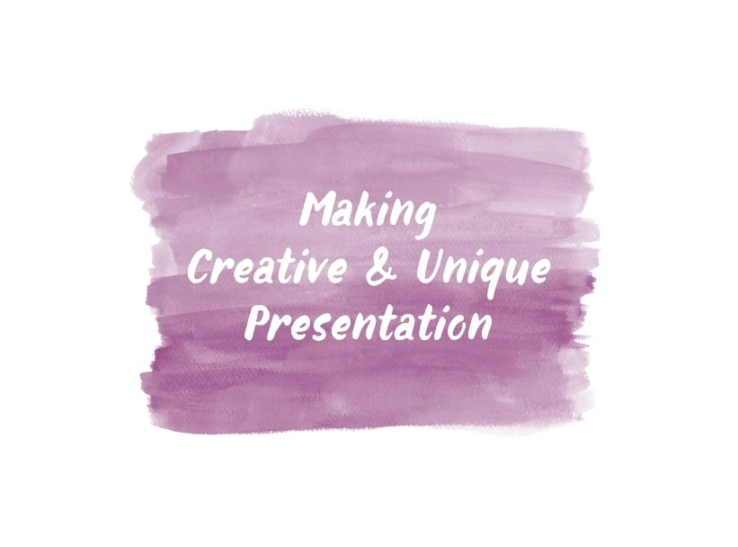 How to Make Presentation Creative and Unique [PowerPointer's Q&A]