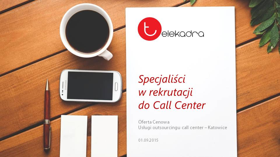 Call Center Sales Presentation  Prezentio